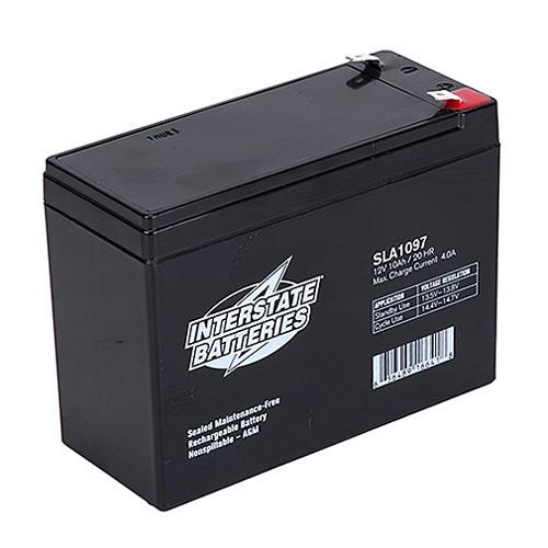 Interstate Batteries Sla1097 41 32 Sb 1097 12v 10ah Sla