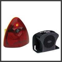 Safety Site, Emitters & Back-Up Alarms