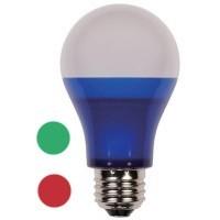 Colored A19 LEDs