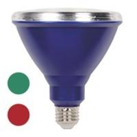 LED PAR 38 Colored