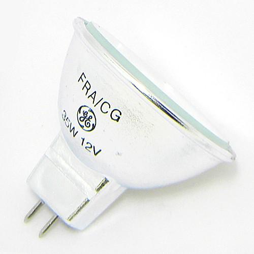 Higuchi Hikari Jdr 120v 35w: GE FRA/CG $3.80 20860 12V 35W 2-Pin (GU5.3) 20° CG MR16