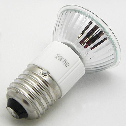Jdr 20v 75w E26 Cl25 Mr16 Halogen Light: Hikari (Higuchi) JDR120V-75W/E27/ALUP $4.97 JDR9737ALUP