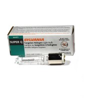 Ess 120v Sylvania 58720 Tungsten Halogen ligt bulb 250q//Cl//Dc