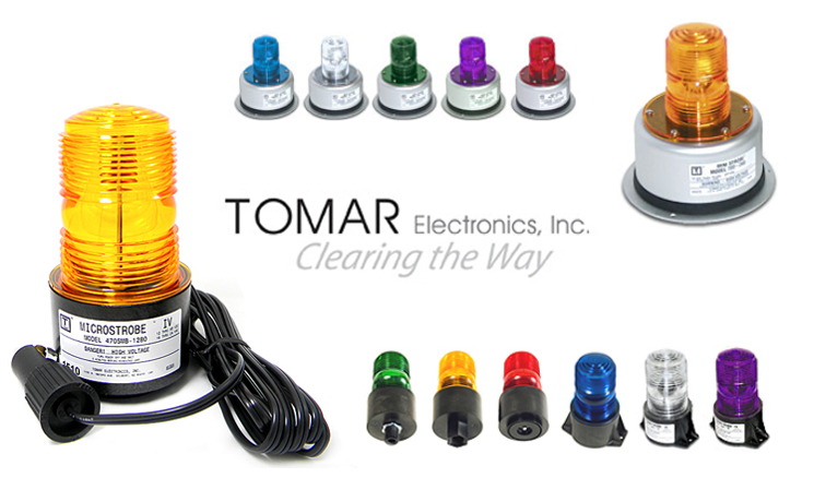 Tomar beacons and lighting